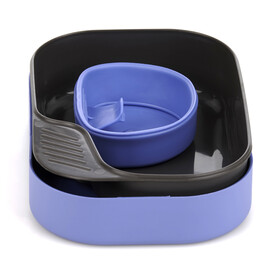 Wildo Camp-A-Box Duo Light blauw